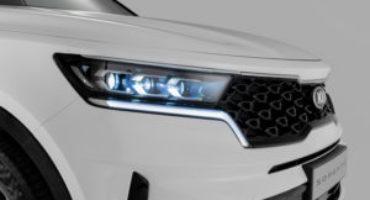 Nuovo Kia Sorento, raffinato, high tech e connettività al top