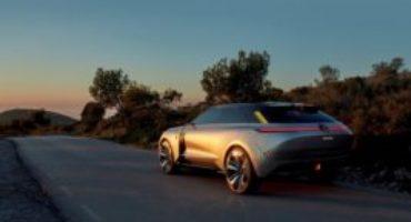 Renault, con la concept car elettrica Morphoz si è già nel futuro