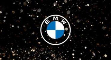 BMW presenta il design del nuovo marchio per la comunicazione online e offline