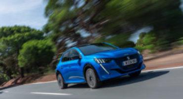 Nuova Peugeot 208 eletta auto dell'anno 2020
