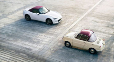 Mazda, una gamma speciale per festeggiare il centesimo anniversario