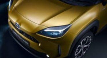 Toyota presenta Yaris Cross, il nuovo SUV compatto