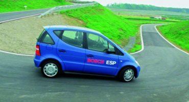 L'ESP® Bosch compie 25 anni e continua d incrementare la sicurezza di automobilisti e motociclisti