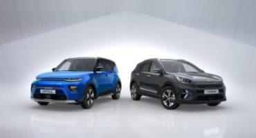 Kia dà il via alla vendita della propria gamma elettrica
