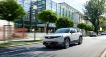 Mazda, iniziata la produzione della MX-30, la prima auto elettrica della Casa