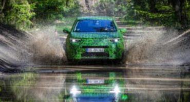 Nuova Opel Mokka, ancora pochi test, poi il via alla produzione
