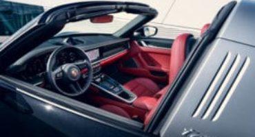 Nuova Porsche 911 Targa, eleganza senza tempo, affianca la Coupé e la Cabriolet