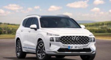 Hyundai, piattaforma di terza generazione per la Nuova Santa Fe