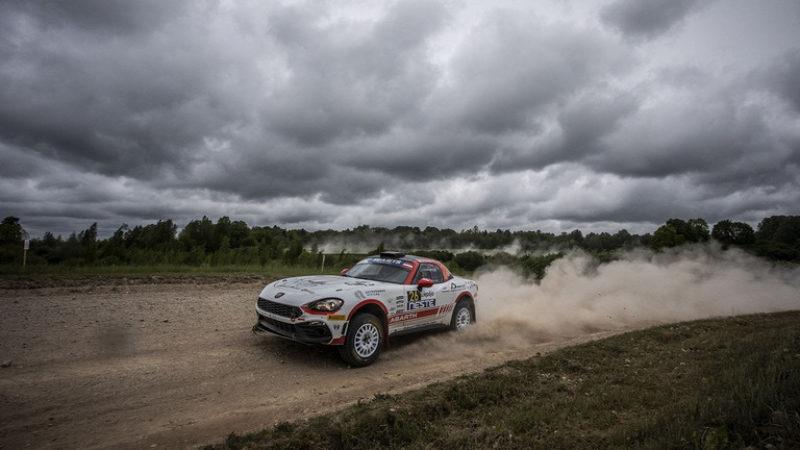 Abarth Rally Cup 2020, ecco i sei appuntamenti del FIA ERC