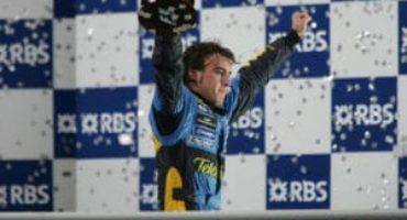 Formula 1, Fernando Alonso, dal 2021, sarà pilota titolare della Scuderia Renault DP World F1 Team