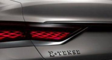 DS 9 E-TENSE, potenza e mobilità a zero emissioni grazie alla tecnologia derivata dalla Formula E