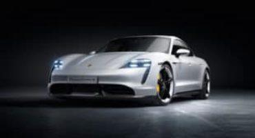 La Porsche Taycan è l'automobile più innovativa al mondo