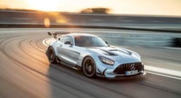 Nuova Mercedes-AMG GT Black Series, ha il V8 più potente di sempre