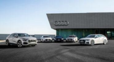 Audi, l'alto di gamma si arricchisce di nuove dotazioni hi-tech