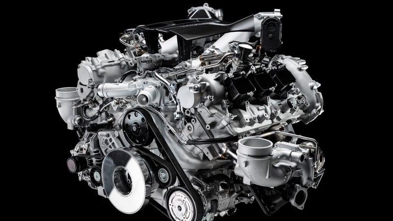 Maserati presenta il nuovo propulsore Nettuno, cuore pulsante della supersportiva MC20