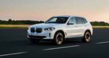 BMW IX3, autonomia al top e tecnologia all'avanguardia