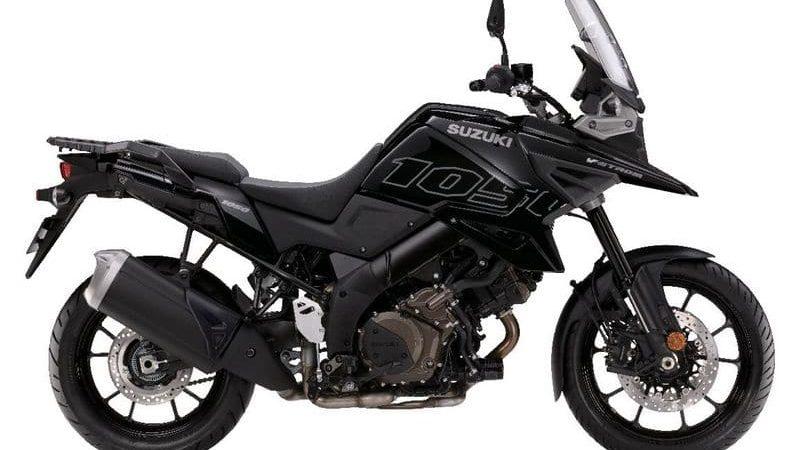 Suzuki allarga la gamma e presenta l'inedita versione V-STROM 1050 MACHI
