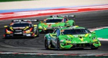 Lamborghini Super Trofeo Europa, l'edizione 2020 prende il via da Misano Adriatico