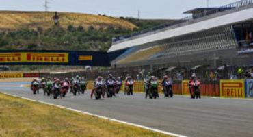 WSBK, Jerez de la Frontera, in Gara 1 Scott Redding vince la sua prima gara in Superbike