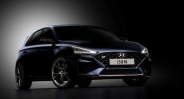 Nuova Hyundai i30 N, nuovo il design: ora il cambio ha la doppia frizione