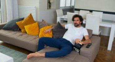 Jacopo, il nuovo pantalone in Jersey per smart worker di Lirecento