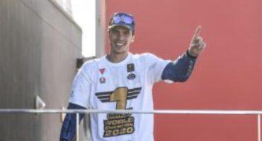 MotoGP 2020, Joan Mir conquista il titolo nella classe regina