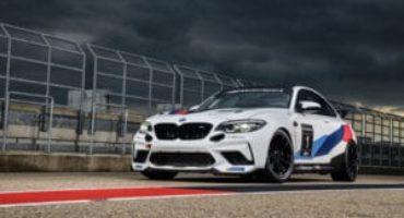 BMW M2 CS Racing Cup, al via il campionato monomarca