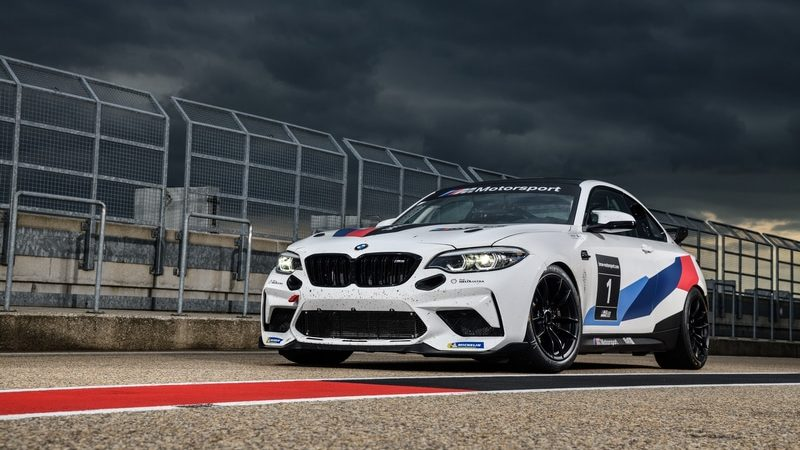 BMW M2 CS Racing Cup, al via il campionato monomarca
