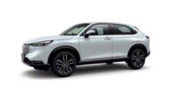 Honda toglie i veli al nuovo HR-V ibrido