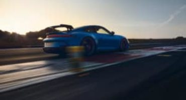 Nuova Porsche 911 GT3, tecnologia da corsa e prestazioni al top
