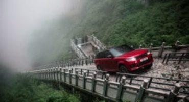 Range Rover Sport, tagliato il traguardo del milione di unità vendute