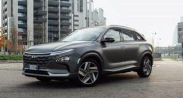 Hyundai NEXO vince il premio Alternative Energy Car of the Year