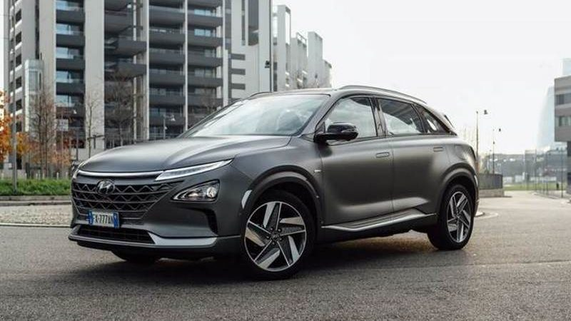 Hyundai NEXO vince il premio Alternative Energy Car of the Year