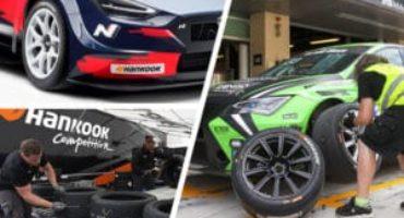 Hankook diventa fornitore esclusivo del TCR Europe