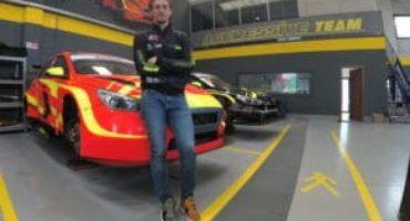 L'Aggressive Team Italia schiera Kevin Ceccon nell'edizione 2021 del TCR Italy
