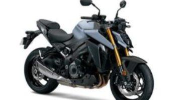 Suzuki svela la nuova GSX-S1000