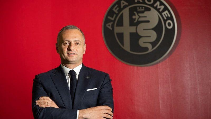 Alfa Romeo, Francesco Calcara è il nuovo responsabile Marketing and Communication Global