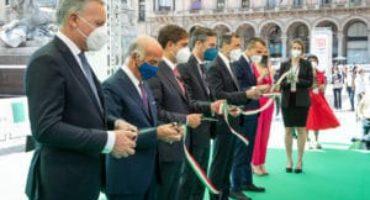 MIMO 2021, grande successo per la kermesse milanese. Bugatti Chiron Super Sport la più scansionata