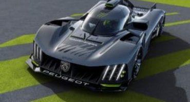 Peugeot svela il prototipo della 9X8, la nuova Hypercar che debutterà nel WEC
