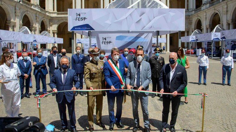 Motor Valley Fest, inaugurata a Modena la terza edizione