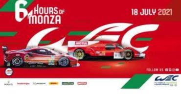 WEC, la prima gara in Italia sarà la 6 Ore di Monza