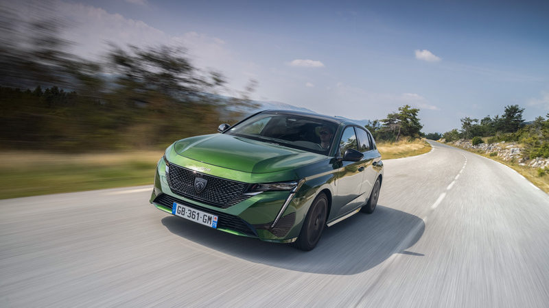Nuova Peugeot 308, con i nuovi ADAS massimizza la sicurezza di guida